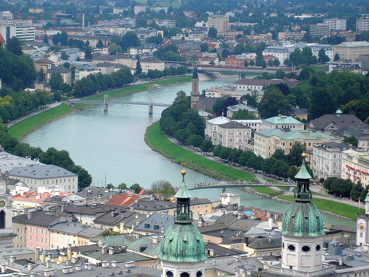 SALZBURG & VIENNE, l'Autriche d'Est en Ouest